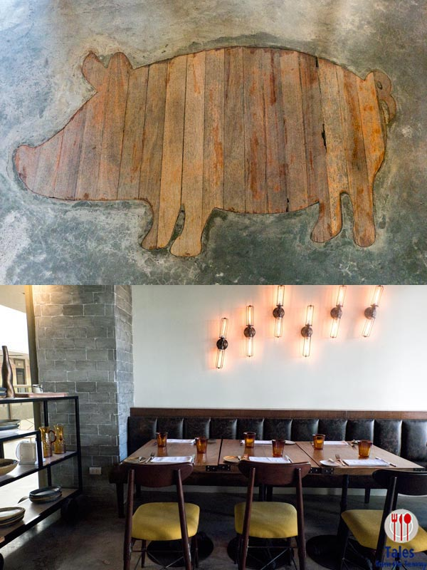Lunch Sets At The Black Pig In Commerce Center Alabang